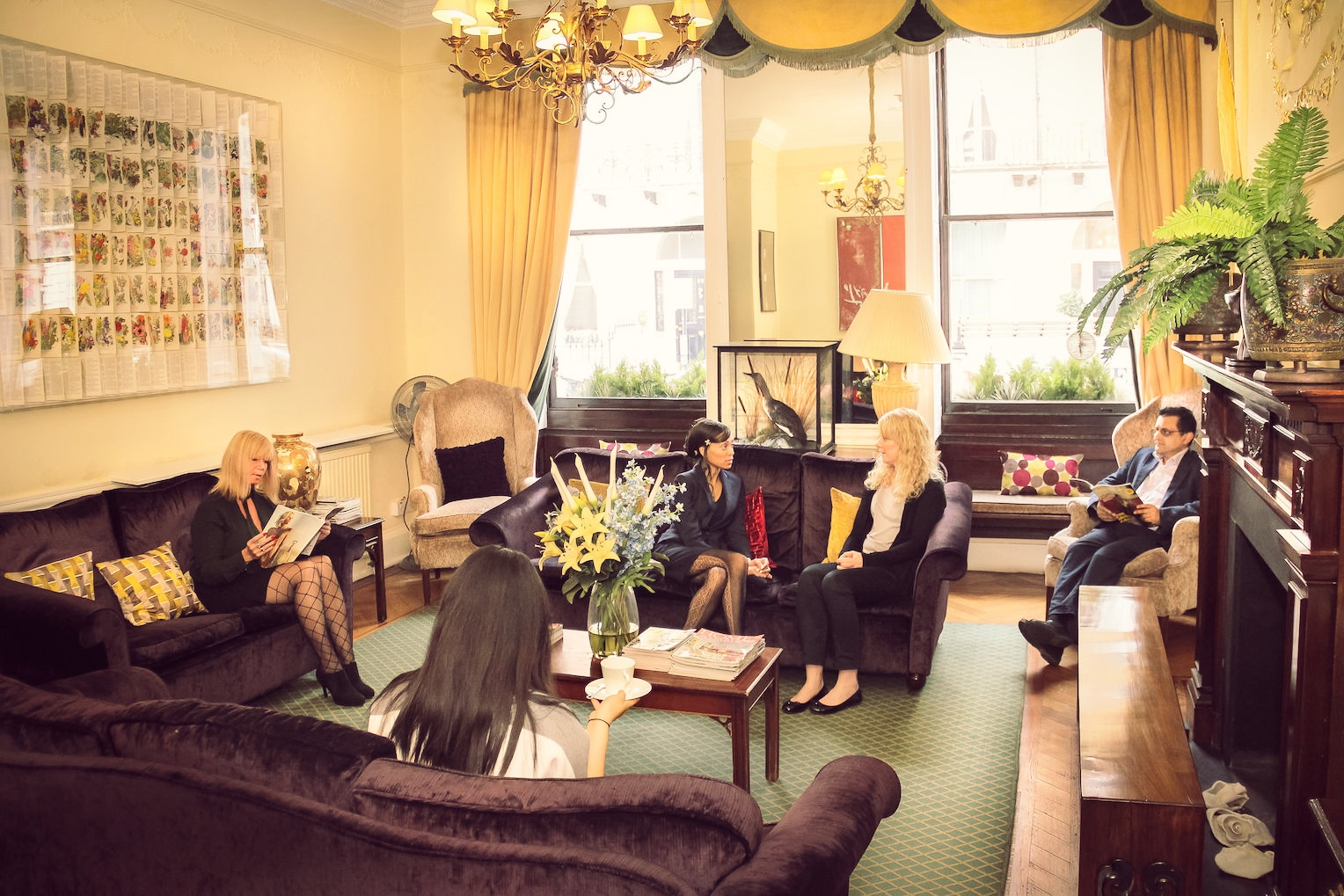 66 Harley Street provides relaxed setting for you have your investigations and care