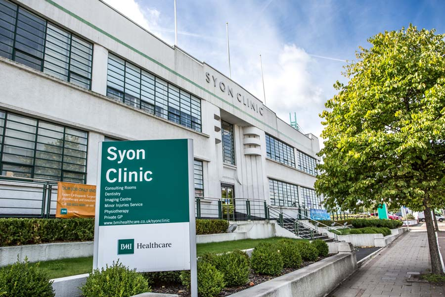 BMI Syon has state of the art cardiac imaging facilities
