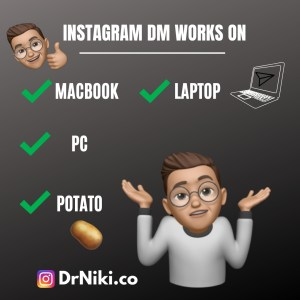 How To DM On Instagram On A Computer