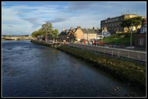 Ness Flood Scheme 1