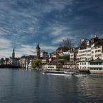 European rail trip, part 2: Zürich and through the Alps