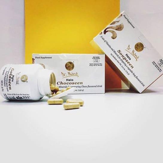 Wellness-продукты Доктор Нона