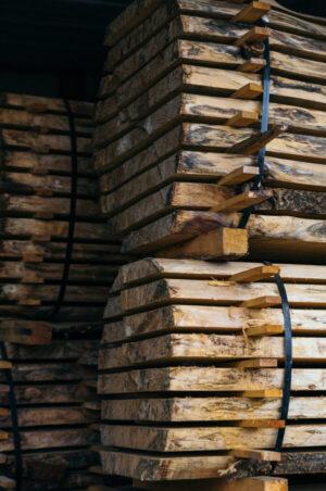 Holz trocknen