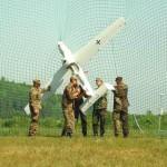 Luna-Drohne bei der Bundeswehr, Bildlizenz: Public Domain von Brenda Benner