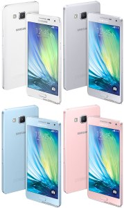 Samsung Galaxy A5 (A500G) Stock Rom