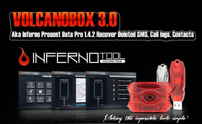 Volcano Box 3.0 Inferno DATA PRO 1.4.2
