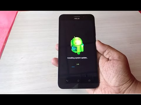 Update ASUS Phone