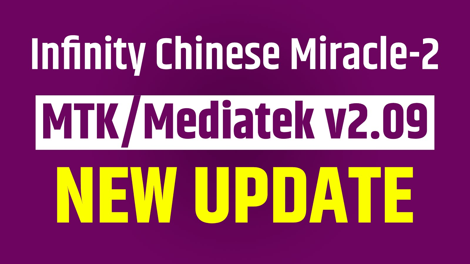 Infinity Chinese Miracle-2