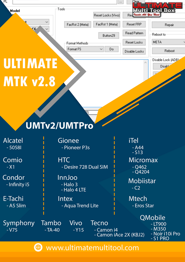 UltimateMTK v2.8 Released