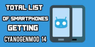 cyanogenmod update