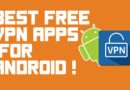 8 Best Free VPN Apps For Android On Google PlayStore