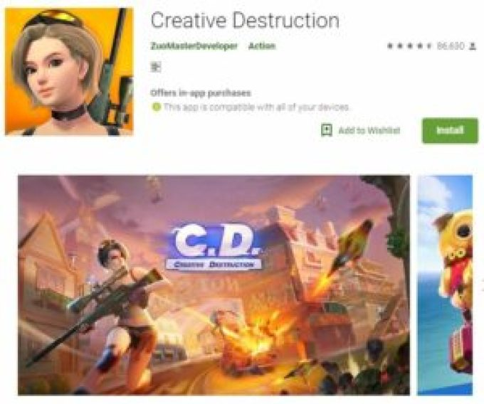 creative distruction