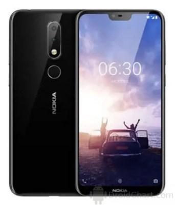 Nokia 7.1 Plus Android Smartphone Details