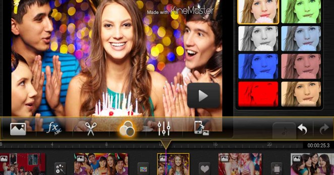 best video editing apps for Android 2019 kinemaster
