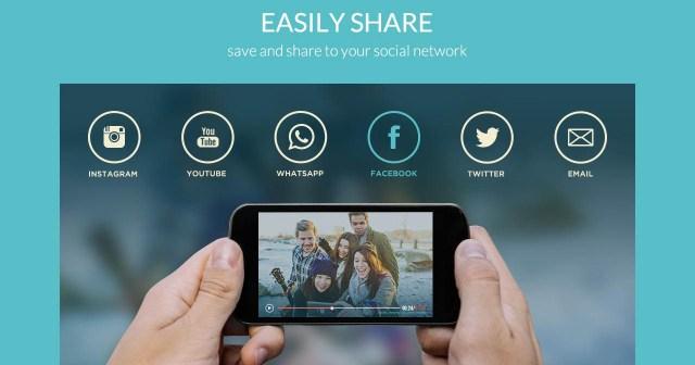 filmora video editing app