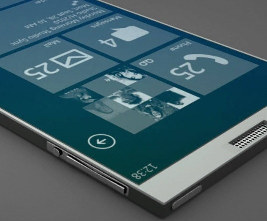 Nokia 8 display
