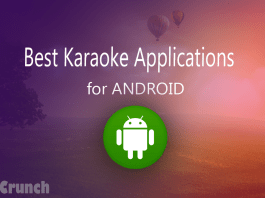 best karaoke applications for android