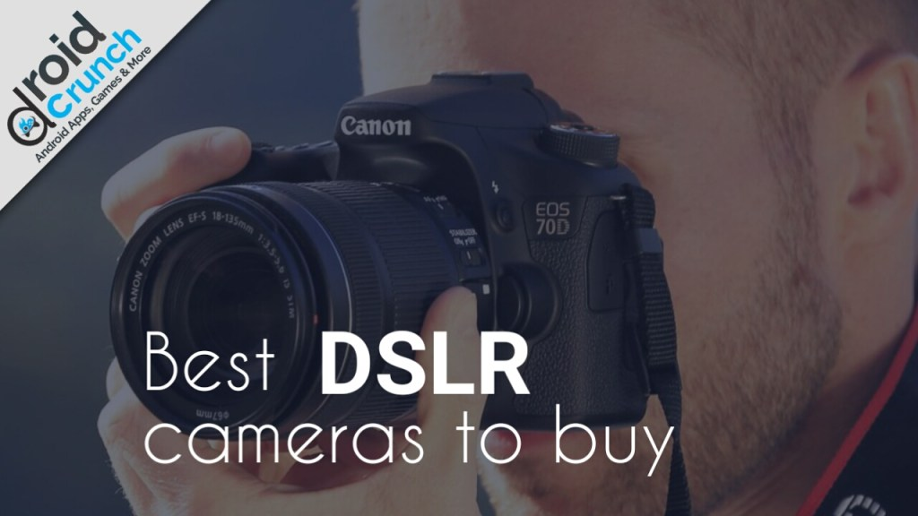 best dslr camera for professional photography
