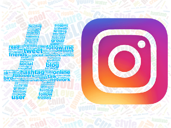 Instagram follow hashtags