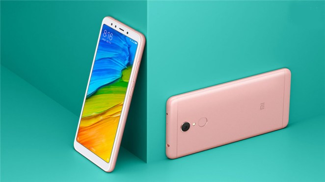 redmi 5 and redmi 5 plus