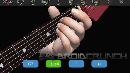 Guitar 3D Basic Chords