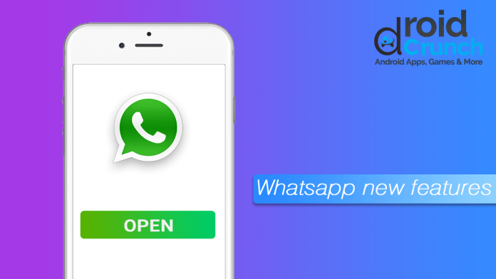 whatsapp mute and mark as read feature