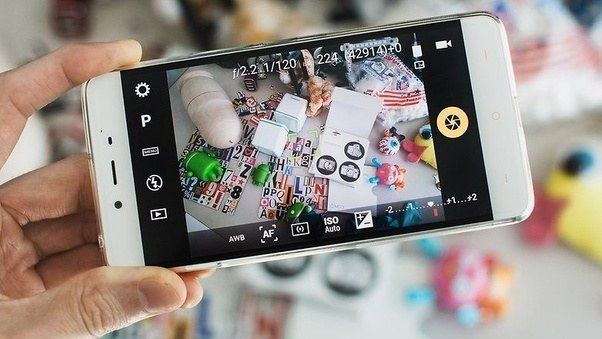 manual camera apk for android