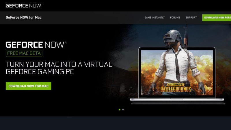 Nvidia Geforce Now to play PUBG on Mobile