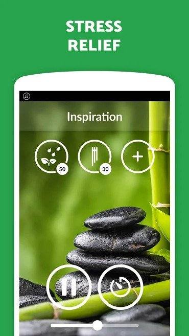 meditation music app for android