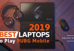 Best laptops to play PUBG mobile on emulator