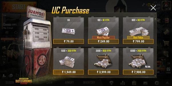 get free pubg uc coins