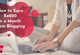 how to earn 4000 dollars in a month from blogging and wordpress