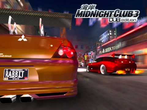 Midnight Club 3: DUB edition FOR PPSSPP