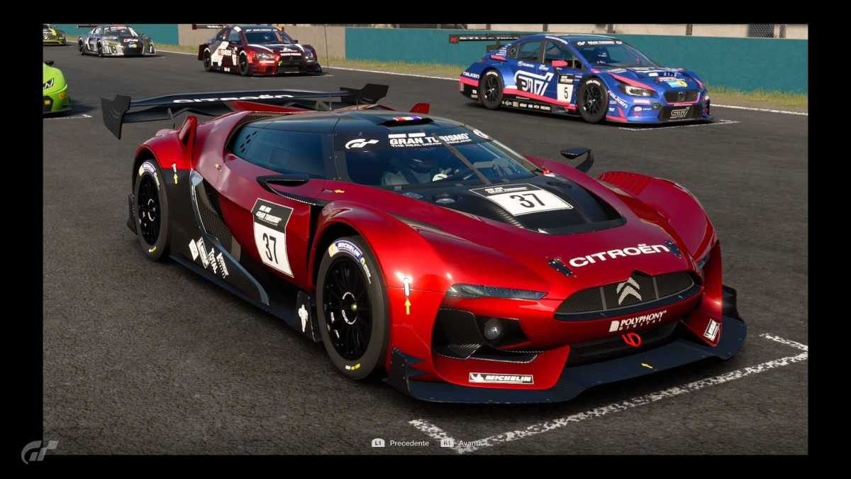 Gran Turismo For PPSSPP In Highly Compresed Version