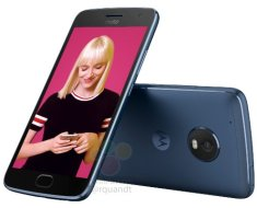 A new leak hints at Midnight Blue color variant of Moto G5 Plus