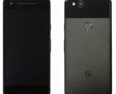 Google Pixel 2 Official Picture Leaked by Evan Blass Shows Us What to Expect