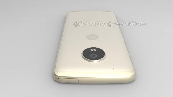 Moto X 2017 Renders Leaked, Showing the Design of Phone 7