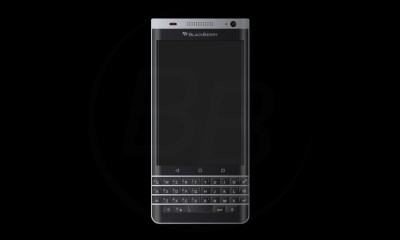 Alleged Blackberry Mercury Render Leaked with QWERTY Keypad 1