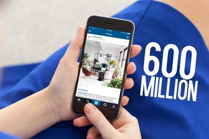 500 Million Instagram Users