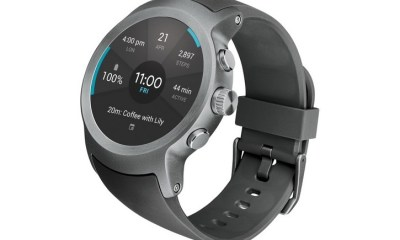 Android Wear 2.0 Announced with LG Watch Style & Watch Sport 1
