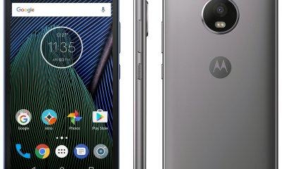 This is Moto G5 Plus For Verizon with No Verizon Logo. Nice?
