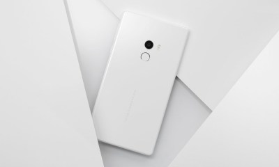 White Variant of Xiaomi Mi Mix Sold Out in Less than a Minute 1