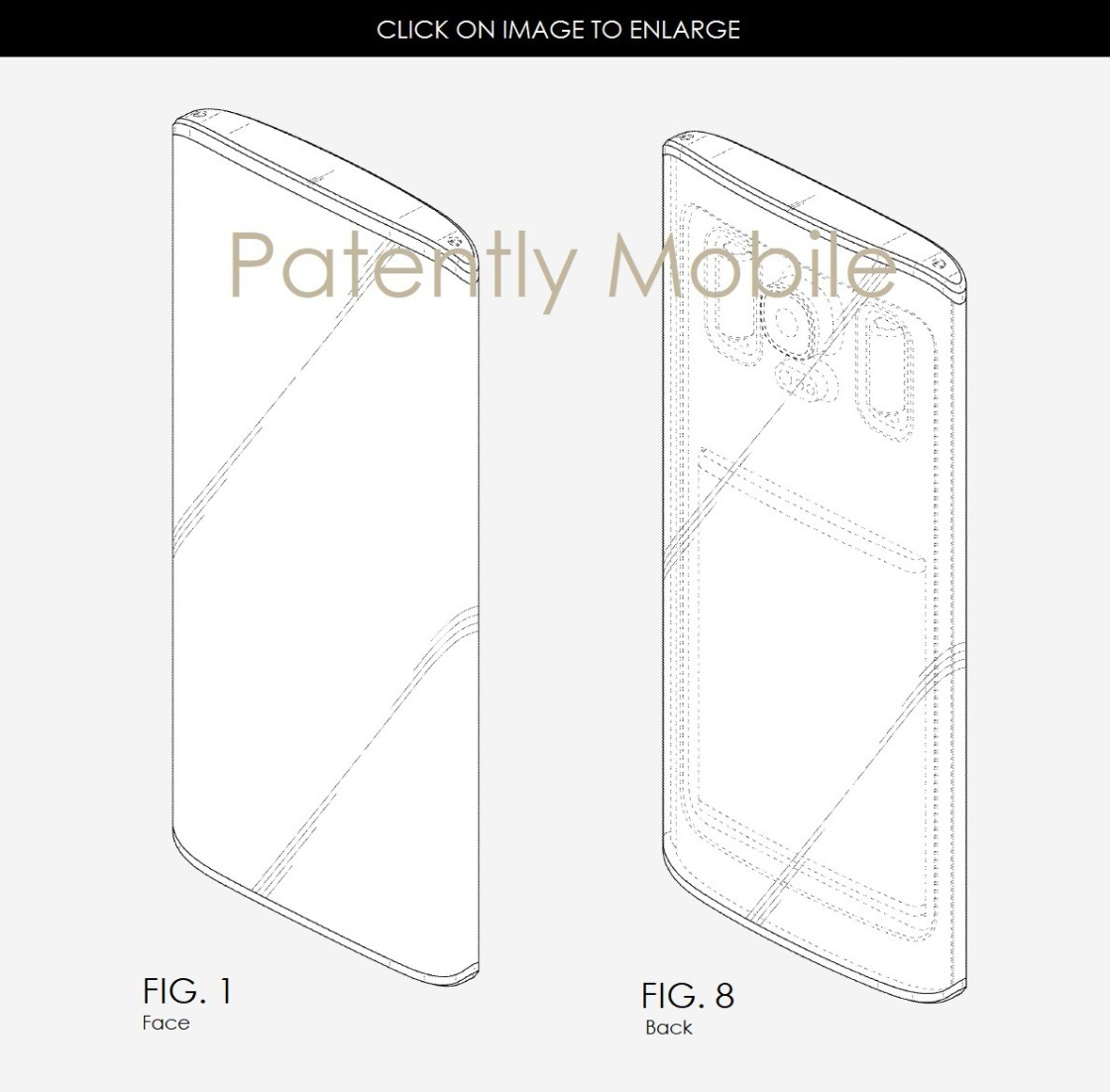 New Samsung Patents