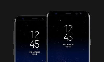 s8 and galaxy S8+