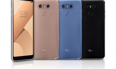 LG G6+ Announced With More Memory, New Colors & B&O Headphones 4