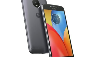 Moto E4 Plus Official Press Render