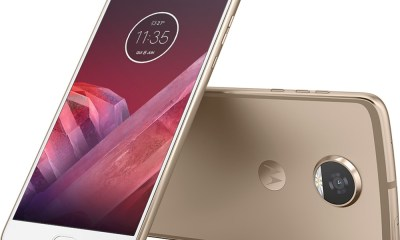 Moto z2 Play Specificaitons revealed