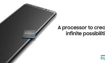 Galaxy Note 8 Exynos