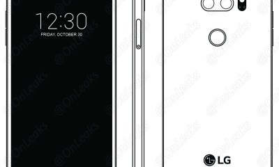 LG V30 Design