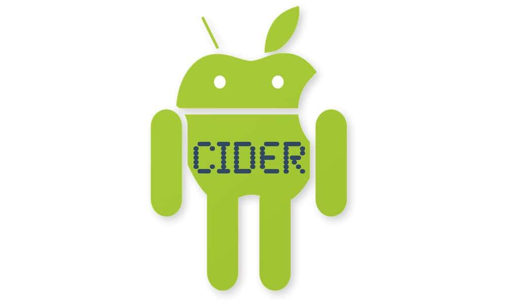 Cider App